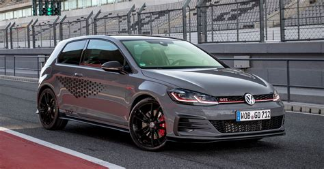 vw golf gti tcr review lovely    hoping