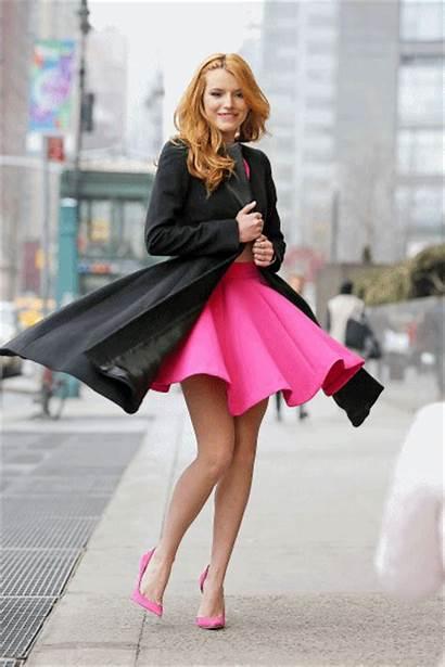 Bella Thorne Legs Gifs Pretty Skirt Dance