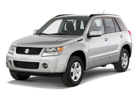 Suzuki Grand Vitara Picture by 2008 Suzuki Grand Vitara Pictures Photos Gallery
