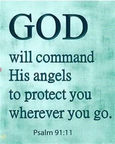 God Will Always Protect You Quotes