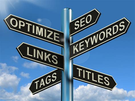 seo website 5 must haves of every marketing plan