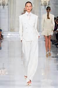 Ralph Lauren White Pants Suit Women