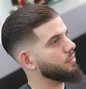 Dégradé Homme Progressif : coiffure homme tendance 2018 un d grad d id es obsigen ~ Melissatoandfro.com Idées de Décoration