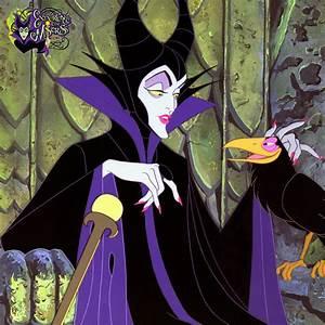 Disney Auctions Disney Villains: Maleficent & Diablo Big ...