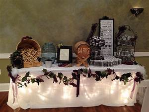 Information About Wedding Gift Table Decoration Ideas Yousenseinfo