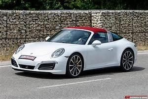 Porsche 911 Targa : fully undisguised porsche 911 targa facelift spy shots gtspirit ~ Medecine-chirurgie-esthetiques.com Avis de Voitures
