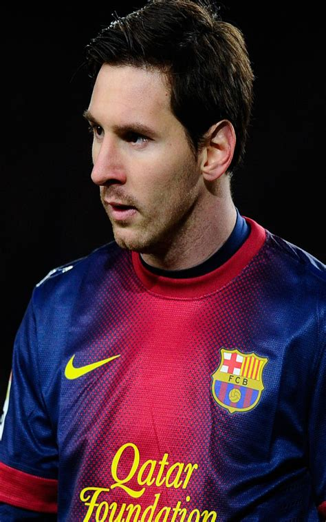 lionel messi fc barcelona   hd mobile wallpapers