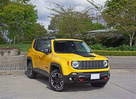 2016 Jeep Renegade Trailhawk Road Test Review