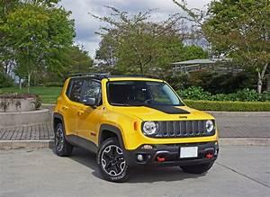 Jeep Renegade Trailhawk : 2016 jeep renegade trailhawk road test review the car magazine ~ Medecine-chirurgie-esthetiques.com Avis de Voitures