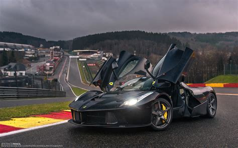 Ferrari Laferrari Wallpapers (77+ Images