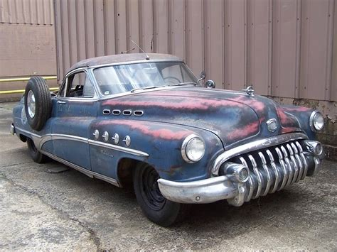 1950 Buick Roadmaster Custom Wrecker