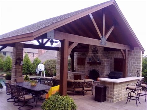 backyard entertainment outdoor entertainment area designs