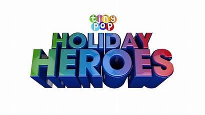 Holiday Heroes Pop Tiny Pj Poses Catboy