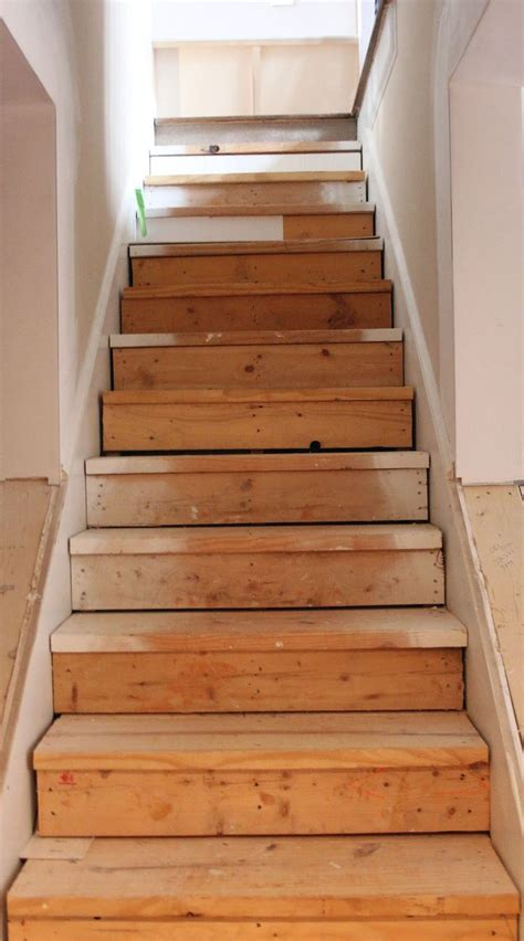 Stair Exciting Basement Stair Ideas For Beautifying The