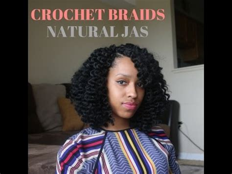 crochet braids cut   cute bob natural jas mambo