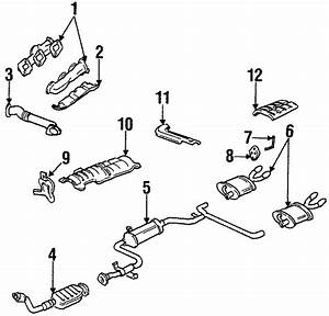 Chevrolet Monte Carlo Exhaust Pipe  Exhaust Pipe