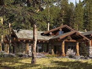 Bloombety : Small Rustic Home Plans With Mountain Small