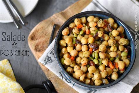 cuisine pois chiche salade de pois chiche à l 39 orientale le cuisine de samar