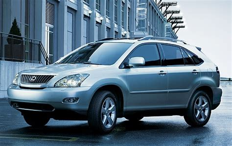 Used 2008 Lexus Rx 350 Pricing & Features