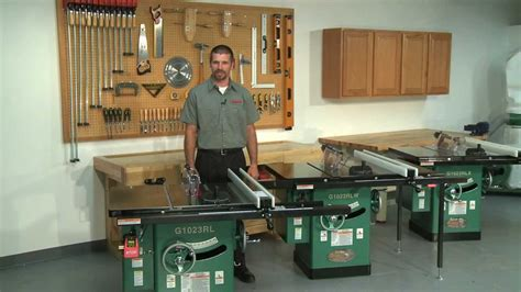 grizzly cabinet saw canada g1023 series 10 quot table saw comparison