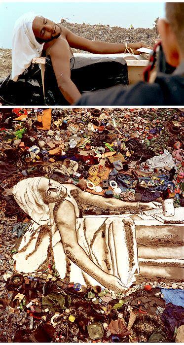 photographer vik muniz  waste land   york
