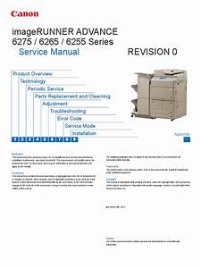 Ir 6275i Advance Service Manual Pdf