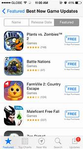 Apple Highlights 'Best New Game Updates' In New App Store ...