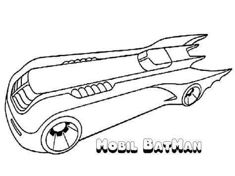 Printable Batman Coloring