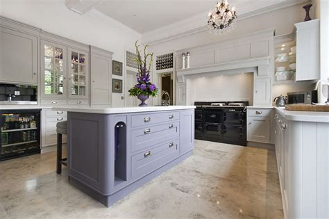 Hand Painted Kitchens In Nottingham  Furniture