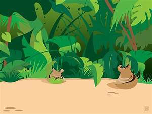 Cartoon Forest Background Clipart - Clipart Suggest