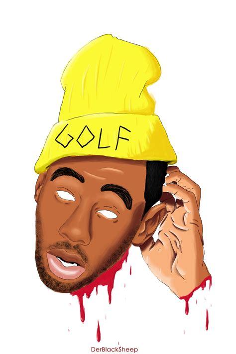 tyler  creator fan art golfwang tyler  creator