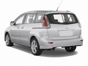 2008 Mazda 5 Touring Mazda Passenger Minivan Review