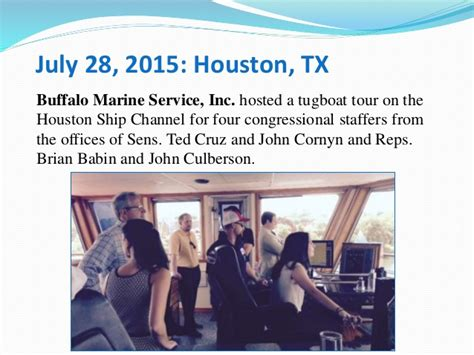Tugboat Reps by Tugboat Towboat Tours 2015