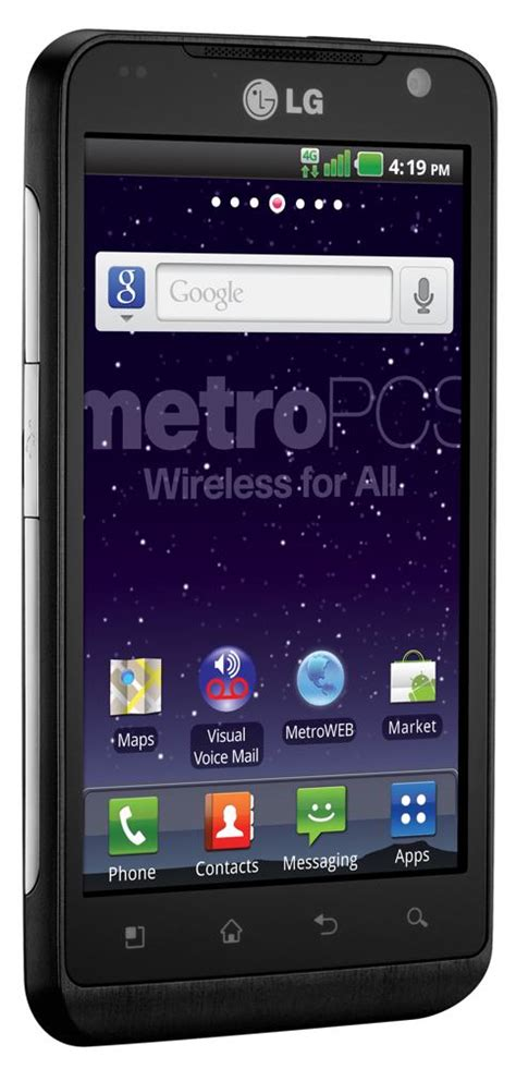 metro pc phones lg esteem 4g phone metropcs titanic