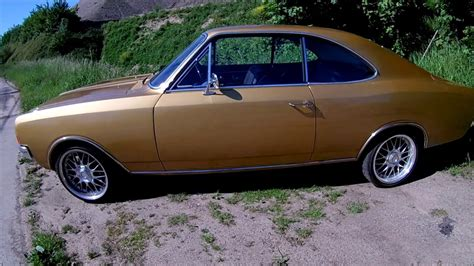 Opel Coupe by Opel Rekord C Coupe 1970