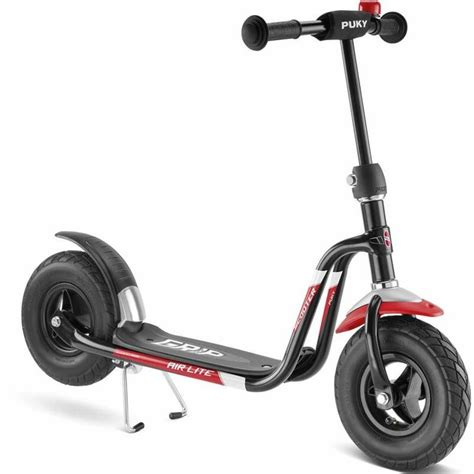 roller mit luftreifen puky r 03l ballon roller mit luftreifen schwarz 5200