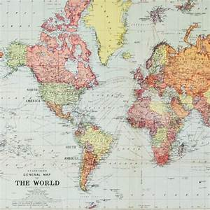 Affiche Carte Du Monde : poster de la carte du monde ~ Dailycaller-alerts.com Idées de Décoration