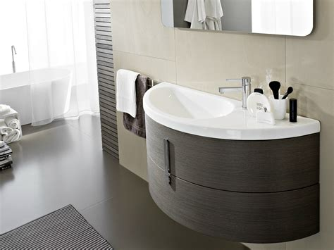 meuble sous vasque simple avec miroir comp m08 by ideagroup