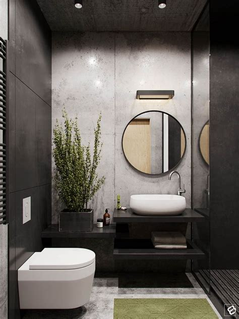 grey living room ideas best modern small bathrooms and functional toilet design