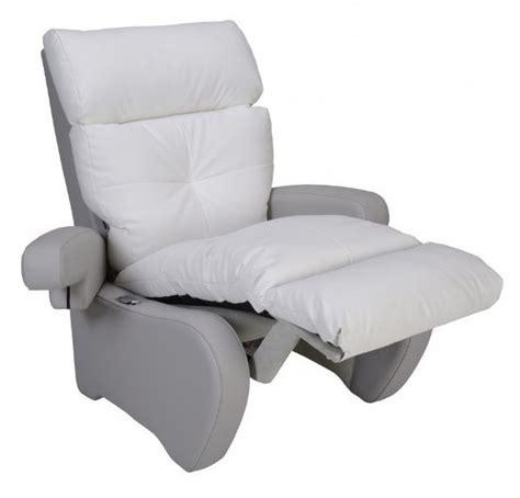 fauteuil de repos manuel inclinable nostress blanc innov sa fauteuils de repos togisant 233