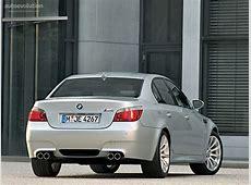 BMW M5 E60 2005, 2006, 2007, 2008, 2009, 2010