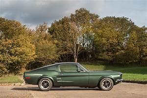 Bullitt Specification - Highland Green Ford Mustang Fastback
