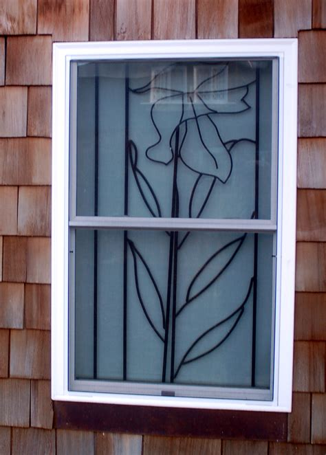 window security bars window bars archives doug mcdonald welding