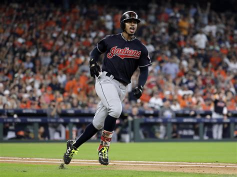 francisco lindor voted indians man   year cody