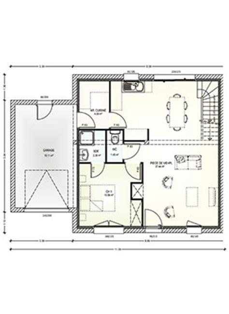 plan salon cuisine sejour salle manger plan salon cuisine sejour salle manger maison design