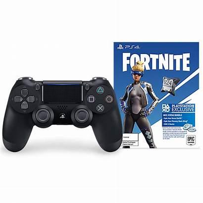 Versa Neo Bundle Fortnite Dualshock Playstation Sony