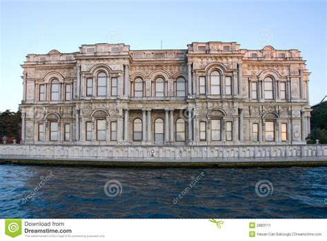 Palais Ottoman by Ottoman Palace In Istanbul Stock Image Image 2883111