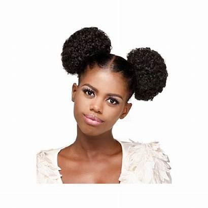 Afro Postiche Puff Bijoux Twin