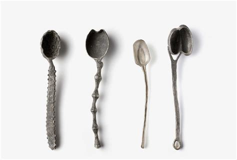 Spoons And Jewelry