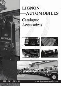 Lignon Automobile : catalogue accessoires lignon automobiles by julien issuu ~ Gottalentnigeria.com Avis de Voitures